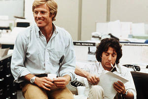 All the President's Men film still