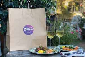 skirball suppers