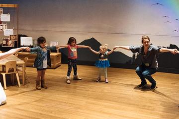 Dancing aboard Noah's Ark
