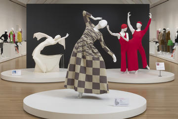 fearless fashion installation image