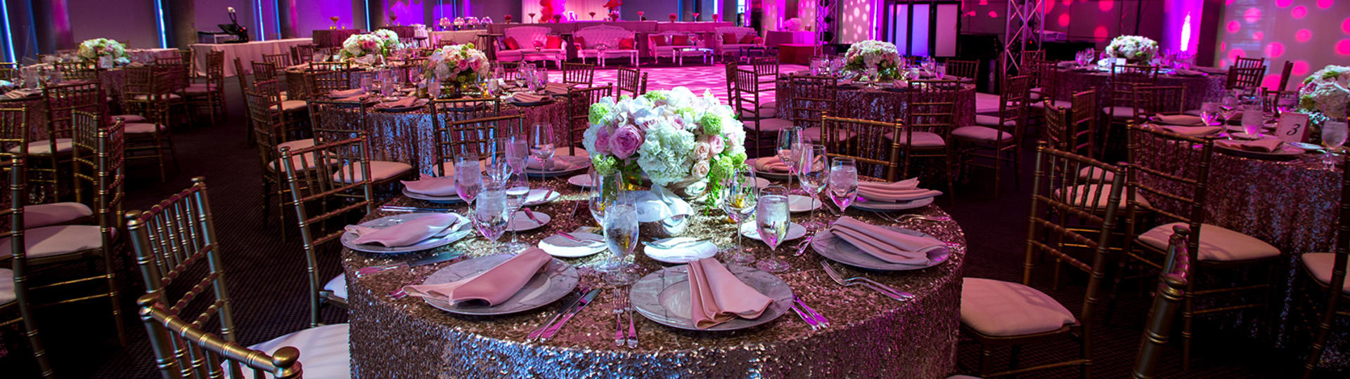 Plan an event party