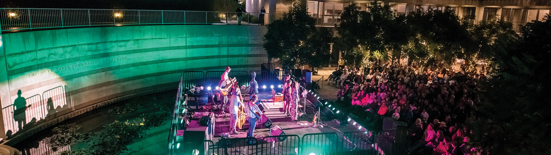 Skirball Cultrual Center Sunset Concerts