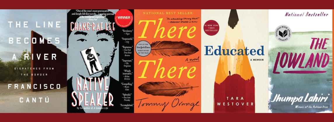 skirball book groups: In Between