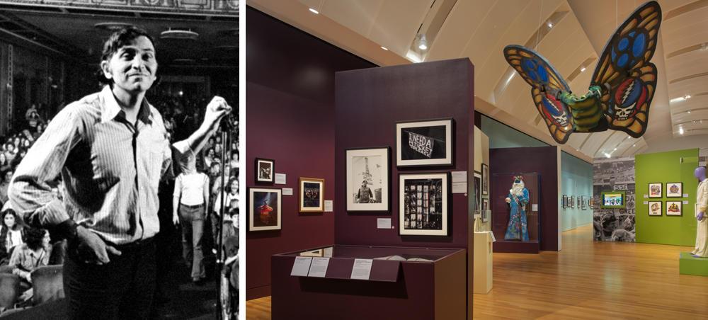 Bill Graham exhibition photo