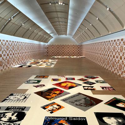 Gallery shot of Ai Weiwei: Trace