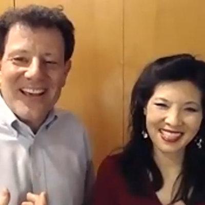 Nicholas D. Kristof and Sheryl WuDunn